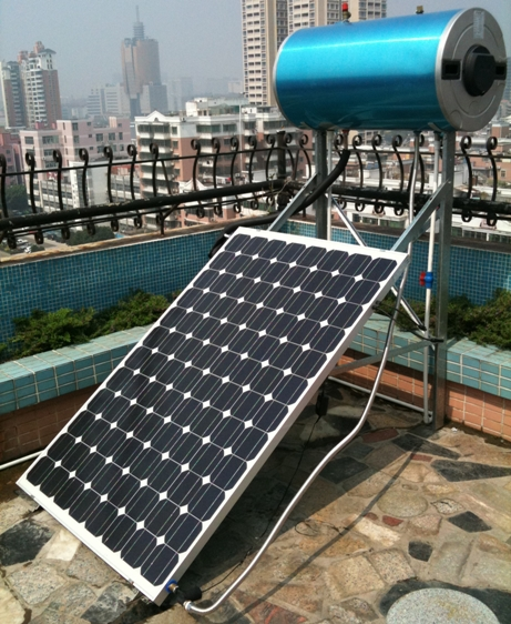 Teszeus Pv T Photovoltaic Thermal Hybrid Solar Collector